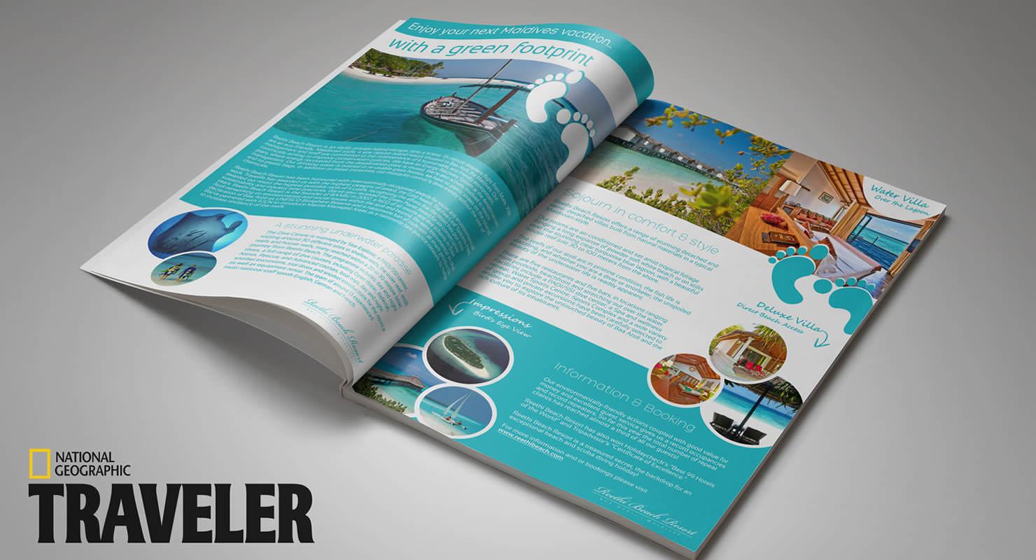 Featured Project: National Geographic Traveler